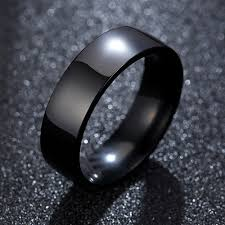 fashion golden rings images Stainless steel golden ring for men fashion jewelry wedding rings jpg