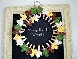 mirandamade thanksgiving countdown wreath
