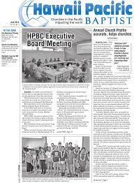 hawaii pacific baptist july 2015 issue by hawaii pacific baptist