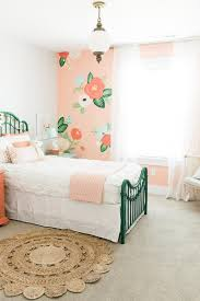 bedroom design photos hgtv girl s bedroom with pink floral wallpaper