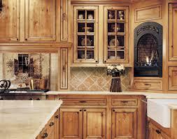 rustic wood kitchen cabinets rustic woods creek cabinet company