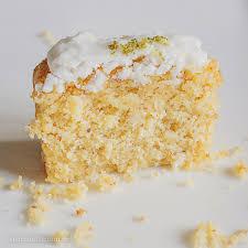 recipe lime and coconut polenta cake vegan gluten free