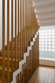 the 25 best wooden staircase design ideas on pinterest