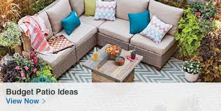 Outdoor Patio Furniture Lowes by Shop Patio Cushions U0026 Pillows At Lowes Com