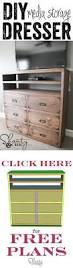 diy dumpster dresser from 2x4s diy pinterest dresser