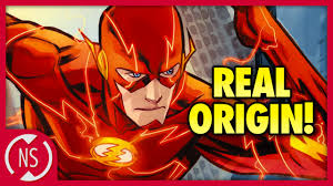 the real origin of the flash comic misconceptions
