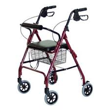 senior walkers with wheels american bantex 4 wheel rolling walker review senior walker