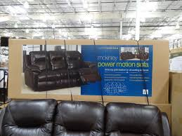 Power Recliner Sofa Leather Power Recliner Leather Sofa Costco Things Mag Sofa Chair