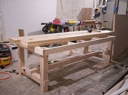 making a dining room table build dining room table making dining room table photo of nifty