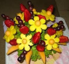 fresh fruit bouquets fruit flowers eternal cakes fruit bouquets food garnishes