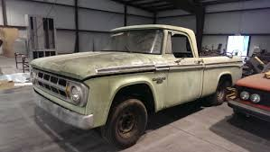 4bt cummins jeep cherokee 1969 dodge 100 cummins swap early stages projectcar