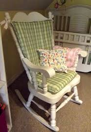 Rocking Chair Cushions For Nursery Chair Cushions Glider Cushions Rocking Chair Cushions Glider