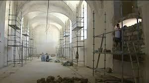 abbaye de la chaise dieu un lifting à 23 millions d euros pour l abbaye de la chaise dieu