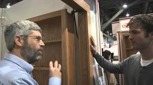 How To Build A Bookcase With Doors by Invisidoor Hidden Bookcase Hardware Youtube