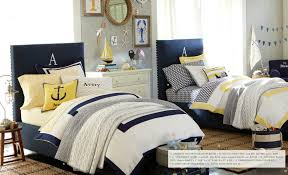 pottery barn kids summer preview rugby stripe duvets nautical