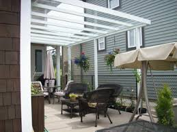glass for deck covering econowise sunrooms u0026 patio covers