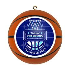 villanova wildcats ornament ncaa ornaments