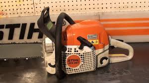 the chainsaw guy shop talk stihl ms 391 chainsaw 2 16 youtube