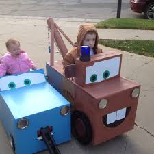 Mater Halloween Costume Kids Halloween Costumes Wheels Wagon Ideas Disfrases