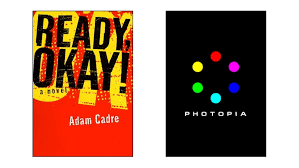 adam cadre is creating all sorts of stuff but mostly books at