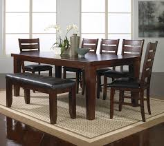 dining room guadalajara furniture built in lazy susan and dual lower shelves and storage options espresso finish table 46