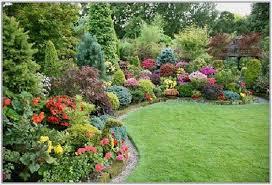 flowers for front yard garden ideas