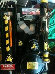spirit halloween proton pack proton pack custom made ghostbusters fans