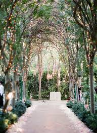 wedding trees 9 wedding lighting trends it girl weddings