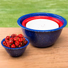 confetti mixing bowls for sale red white u0026 blue zak style