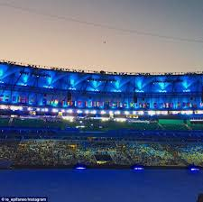 What Is Curtain Raiser Gisele Bundchen U0027will Be Robbed U0027 During Olympics Opening Ceremony