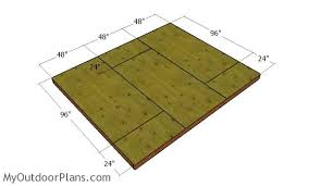 floor plans for sheds 10x12 shed plans myoutdoorplans free woodworking plans and