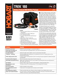 trek 180 hobart pdf catalogue technical documentation brochure