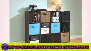 Closetmaid 6 Cube Furnitures Essential Home 9 Cube Storage Unit Closetmaid