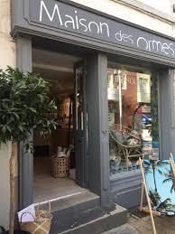 Magasin La Maison La Maison Des Ormes Magasin De Meubles 9 Rue Paris 50270