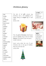 christmas quotes and vocab