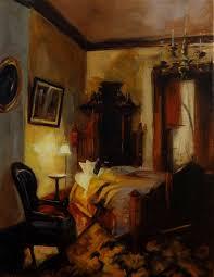 jonelle summerfield oil paintings victorian bedroom