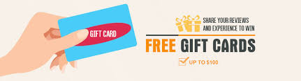 earn free gift cards by your experience gearbest