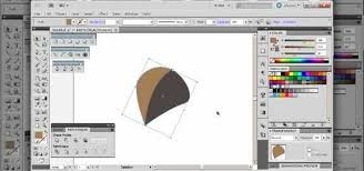 illustrator tutorial vectorize image how to make a leaf using vector graphics in adobe illustrator 5