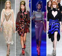spring fashion colors 2017 the top 10 trends from new york fashion week spring 2017