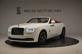 roll royce dawn black 2018 rolls royce dawn black badge stock r432 for sale near