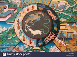 Kathmandu Nepal Map by Wheel Of Life Wheel Of Samsara Showing Rooster Snake And Pig
