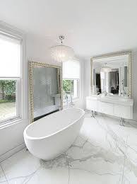 Marble Tile Bathroom Floor Best 25 Modern Marble Bathroom Ideas On Pinterest Modern