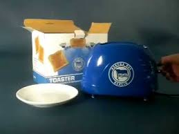 Logo Toaster Hertha Bsc Toaster Mit Roast Logo Funktion Youtube
