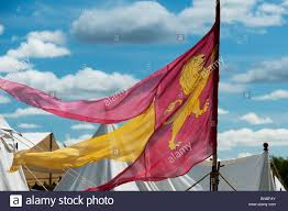 Lion Flag Lion Flag Stockfotos U0026 Lion Flag Bilder Alamy