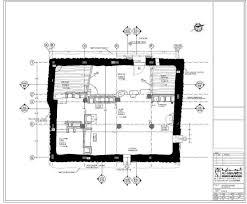 peasant house museum ground floor plan archnet
