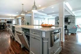 kitchen island with dishwasher diy kitchen island with sink and dishwasher kitchen island kitchen