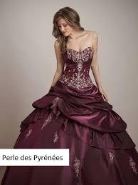robes de mari e bordeaux robe de mariée soirée t 36 bordeaux ref rmc
