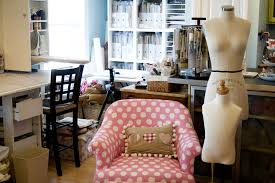the home of the polkadot chair part 1 craft room ideas
