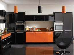 Best Kitchen Ideas Images On Pinterest Kitchen Ideas - Orange kitchen cabinets