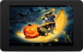 halloween wallpapers for android phone halloween witch wallpapers android apps on google play